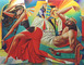 2000 / Artist Georgy Kurasov, the painter, the sculptor