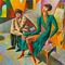 2007 / Artist Georgy Kurasov, the painter, the sculptor