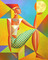 2009 / Artist Georgy Kurasov, the painter, the sculptor