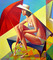 2013 / Artist Georgy Kurasov, the painter, the sculptor