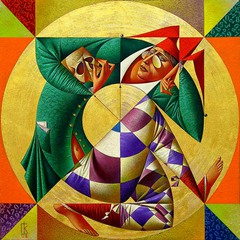 Available originals / Artist Georgy Kurasov, the painter, the sculptor