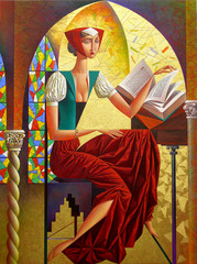 Sold originals / Artist Georgy Kurasov, the painter, the sculptor